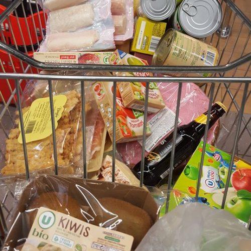 Ralentir au supermarché ?